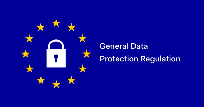 GDPR dataskyddsförordningen